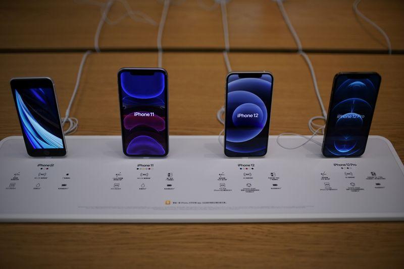 Apple - اپل تولید گوشی های iPhone را در سال جدید افزایش می دهد