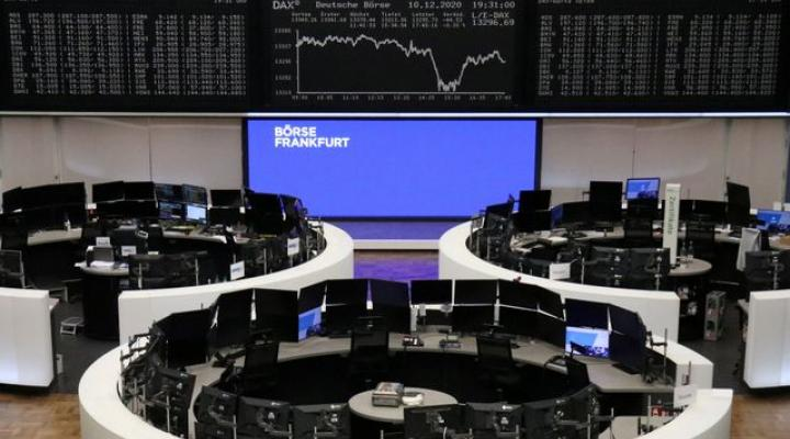 EUROPE STOCKS - علیرغم شیوع گونه ی جدید ویروس کرونا، سهام اروپا امروز رشد کرد