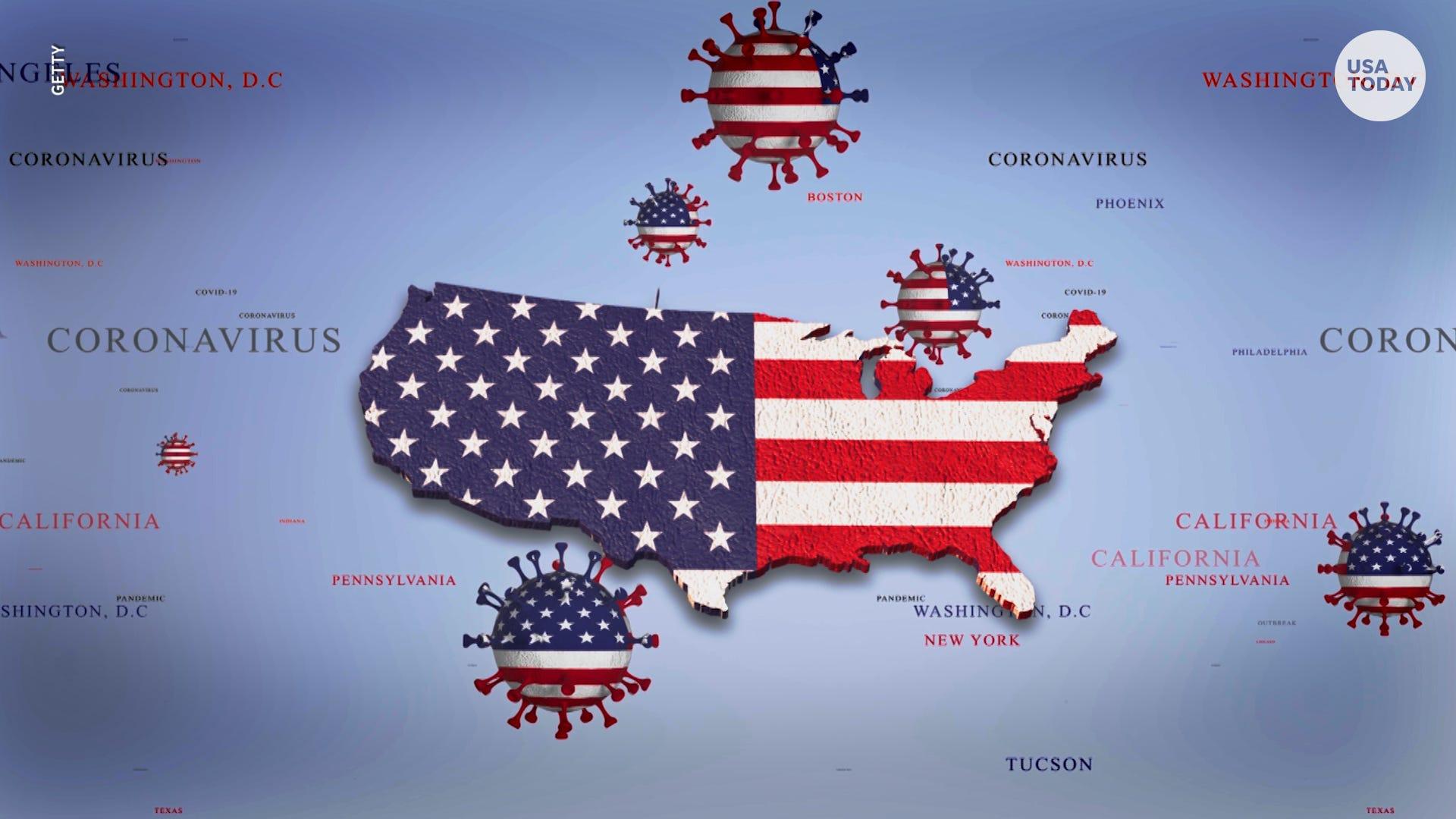 US Corona - آمریکا تا سه ماه آینده یک سوم جمعیت خود را در برابر کرونا ایمن می کند