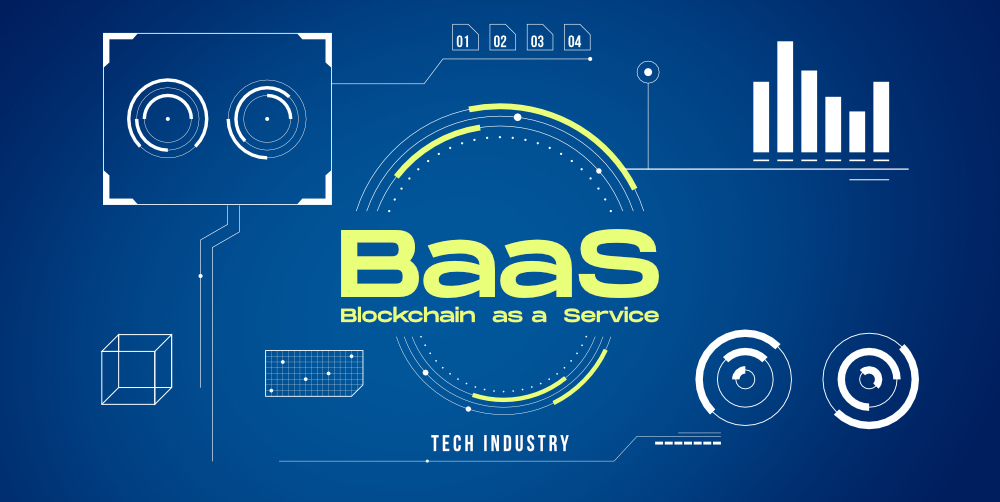 What is Blockchain as a Service BaaS in the Tech Industry - توضیحاتی پیرامون (Blockchain as a service (BaaS