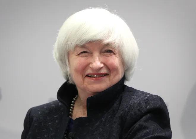 جانت یلن - جانت یلن، اولین زن در مقام وزارت خزانه داری آمریکا