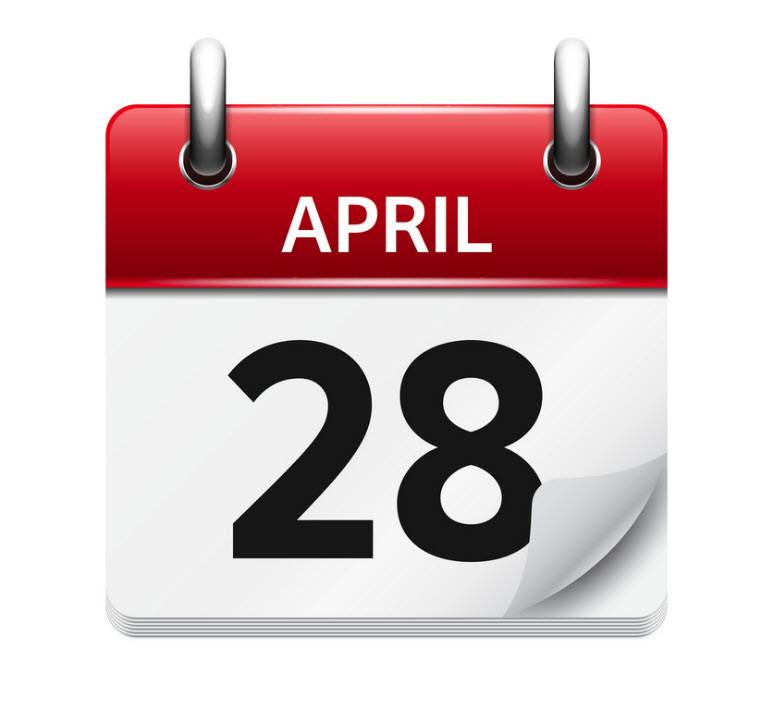 28 April - رویداد های کریپتو و بلاکچین 8 اردیبهشت (28 آوریل)