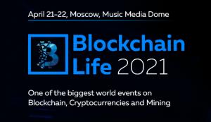 Blockchain Life 300x173 - رویداد های کریپتو و بلاکچین 1 اردیبهشت (21 آوریل)