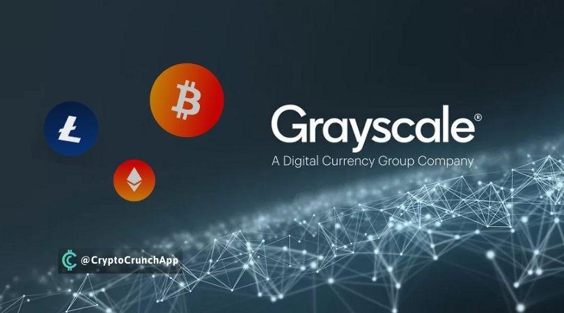 Crypto Crunch App 20 - Grayscale، صندوق سرمایه گذاری Chainlink و Tezos را به این موسسه اضافه کرد!