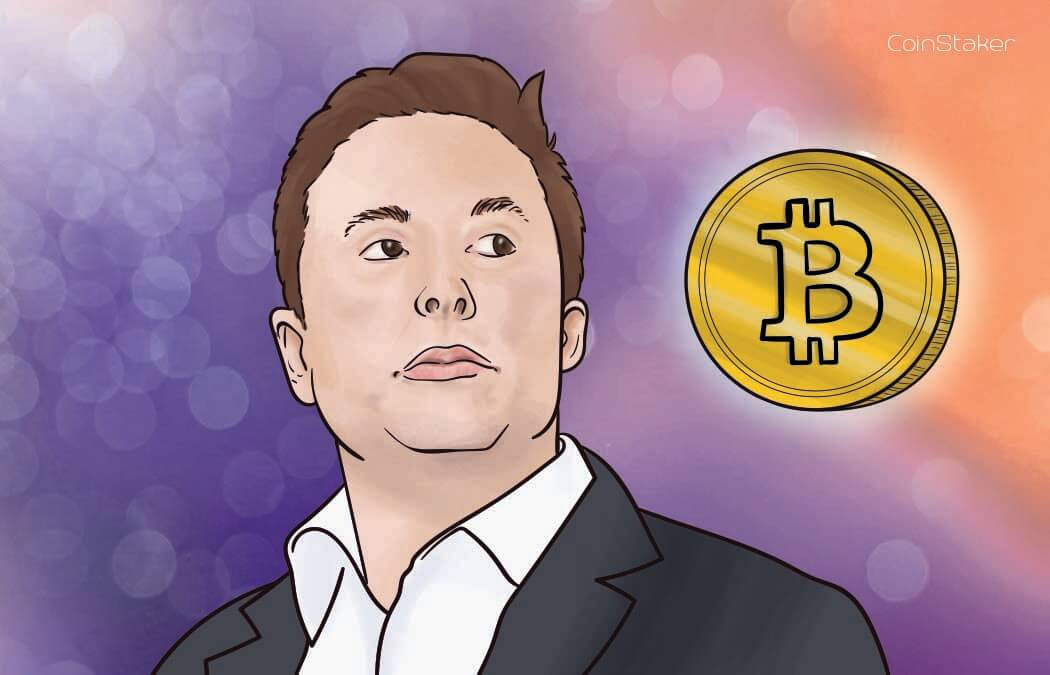 Elon Musk Bitcoin - تاثیر قابل توجه توئیت ایلان ماسک بر علاقه ی سرمایه گذاران خرد به بازار رمزنگاری!