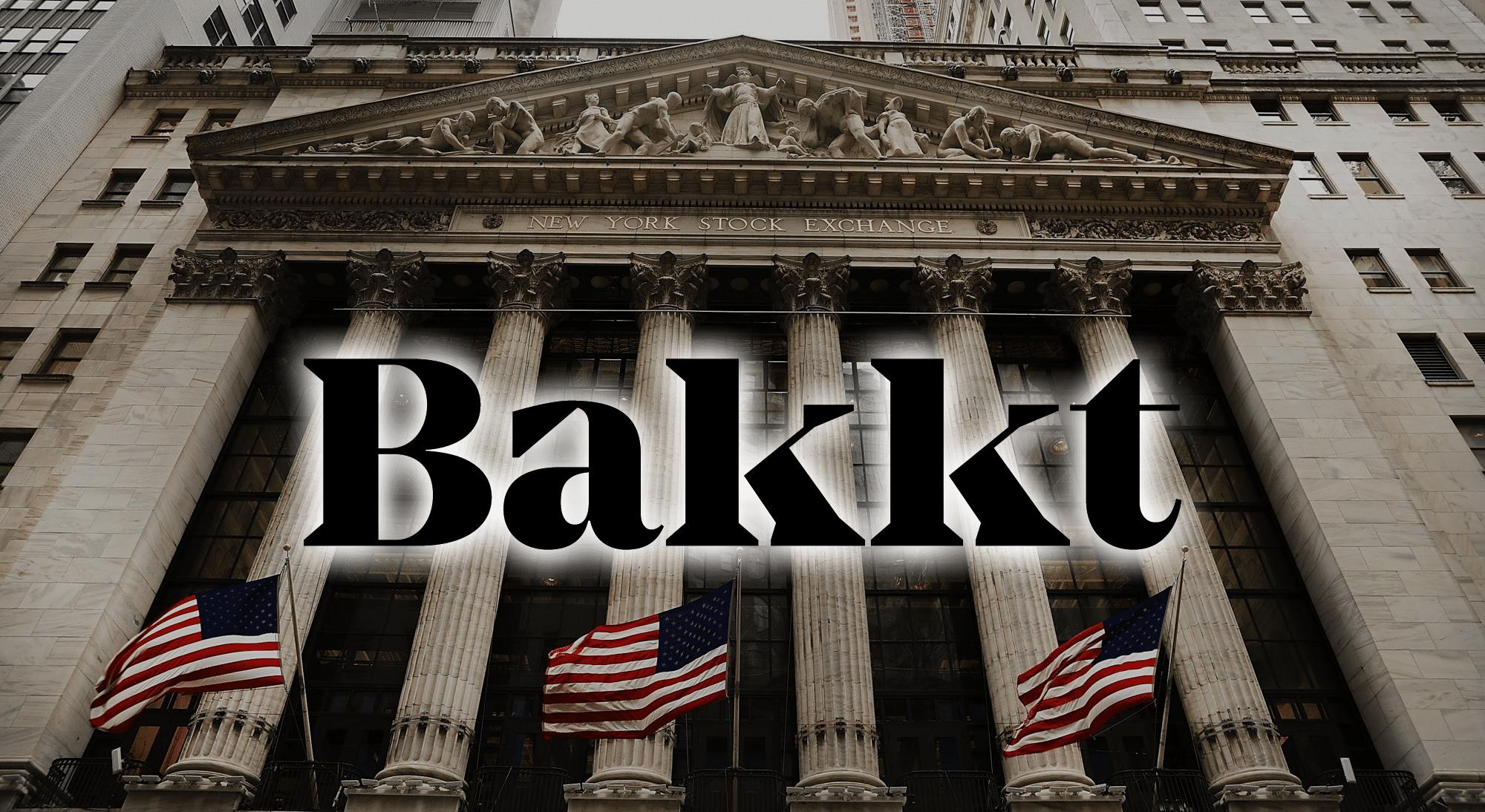 bakkt logo - سهام شرکت دارایی های دیجیتال Bakkt در بازار بورس نیویورک، عرضه می شود!