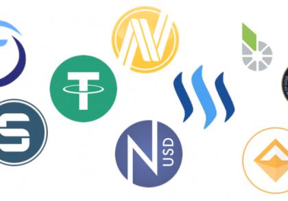 stablecoins logos 420x294 - آموزش ارز دیجیتال