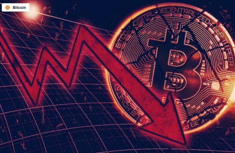 ریزش بازار - بزرگترین سقوط قیمت بیت کوین و پیامدهای آن برای سرمایه گذارن سازمانی