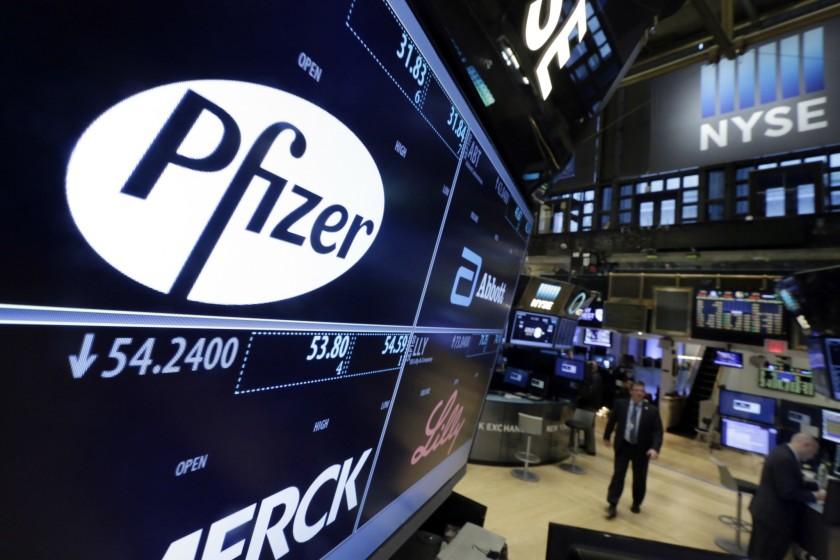 سهام فایزر - بررسی عملکرد سهام کمپانی فایزر (PFE)