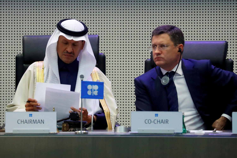 نفت - عربستان سعودی و روسیه پیش از نشست اوپک پلاس در مورد استراتژی نفتی خود اختلاف نظر دارند