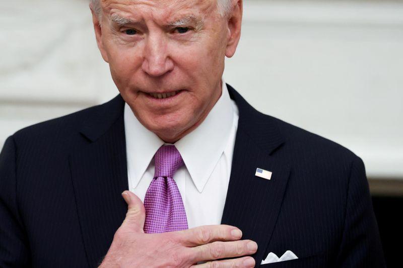 Biden - سنای آمریکا طرحی را برای تصویب نهایی بودجه بسته های حمایتی تایید کرد