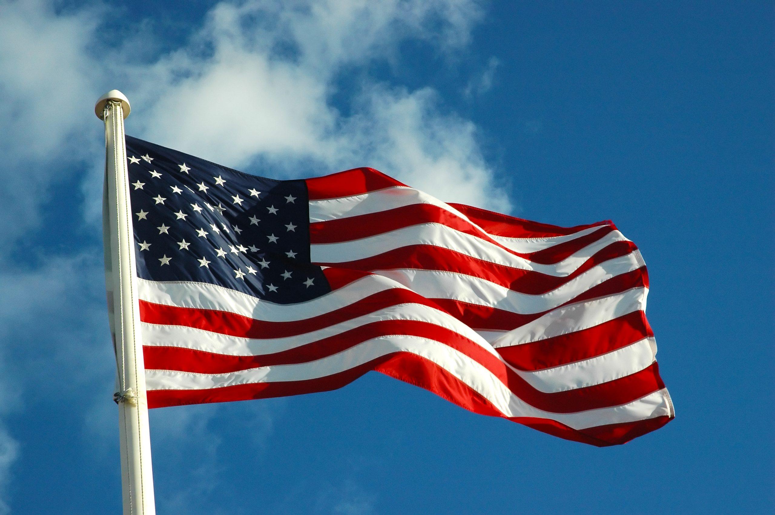 ایالات متحده scaled - بستهی حمایتی تولید ناخالص داخلی آمریکا را تا اواسط ۲۰۲۱ به بالای سطح قبل از همهگیری میرساند