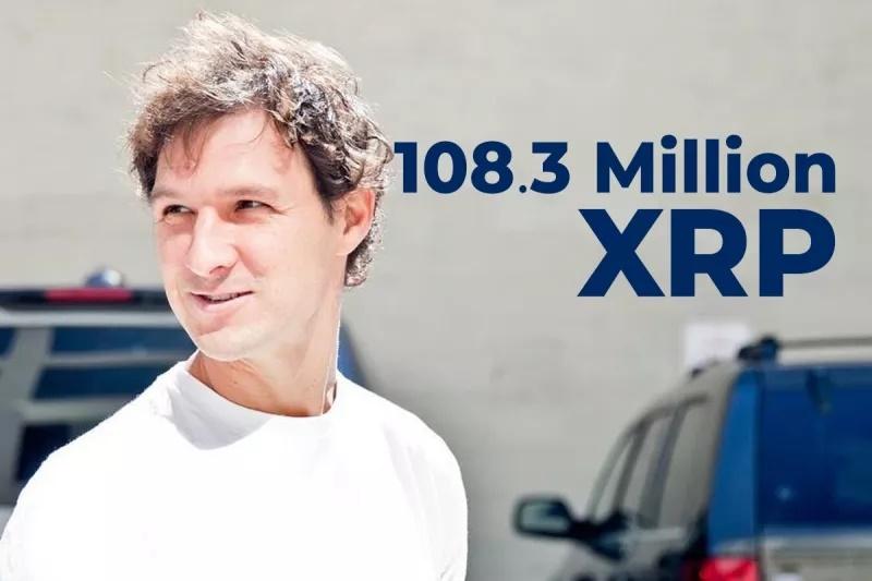 ریپل 2 - جد مک کالب 108 میلیون دیگر از دارایی ریپل خود را به فروش رساند