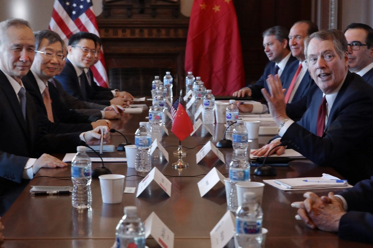چین آمریکا - آمریکا: گفتگوها با چین اساسی، جدی و مستقیم بود
