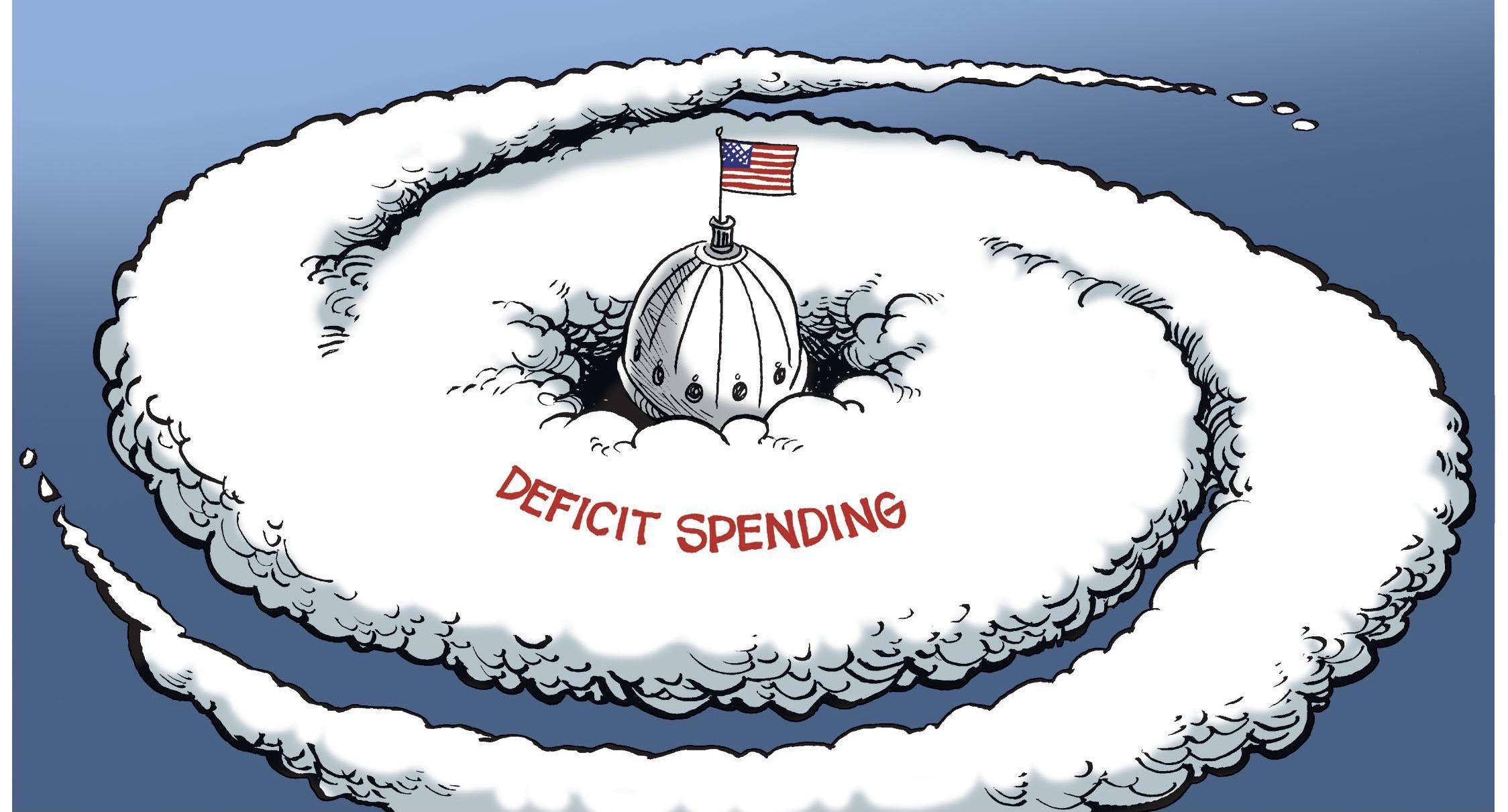 07492684 A9F4 45AC 9E5A FED046AD5D99 - توضیحاتی درباره ی Deficit Spending