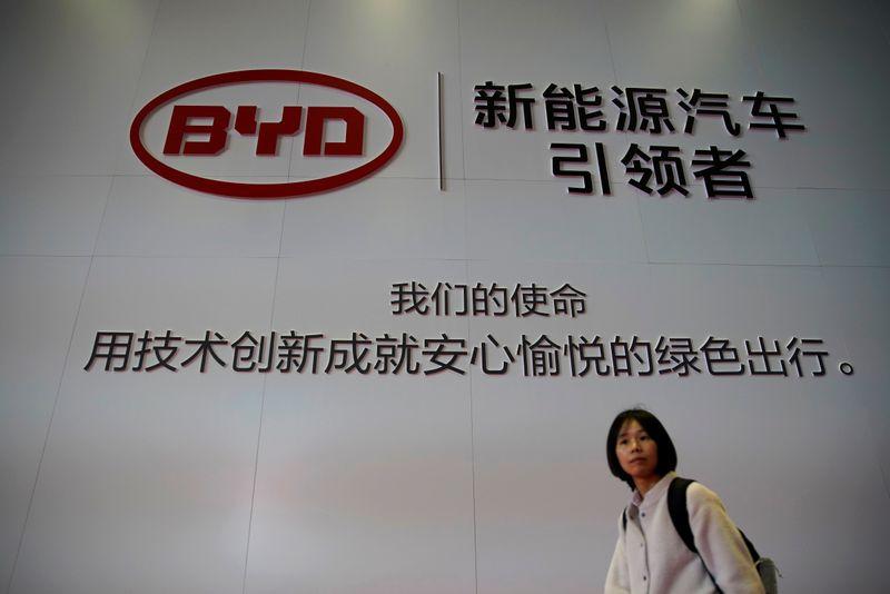 BYD - شرکت BYD چین مهندسانی را برای کارخانه باتری خودروهای الکتریکی اروپا استخدام میکند