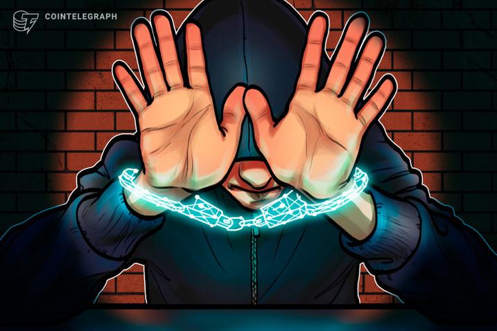 ICO-fraudster