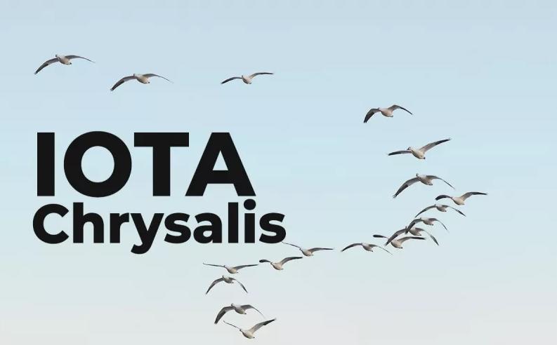 IOTA - مهاجرت آیوتا به Chrysalis از اول اردیبهشت ماه آغاز می شود