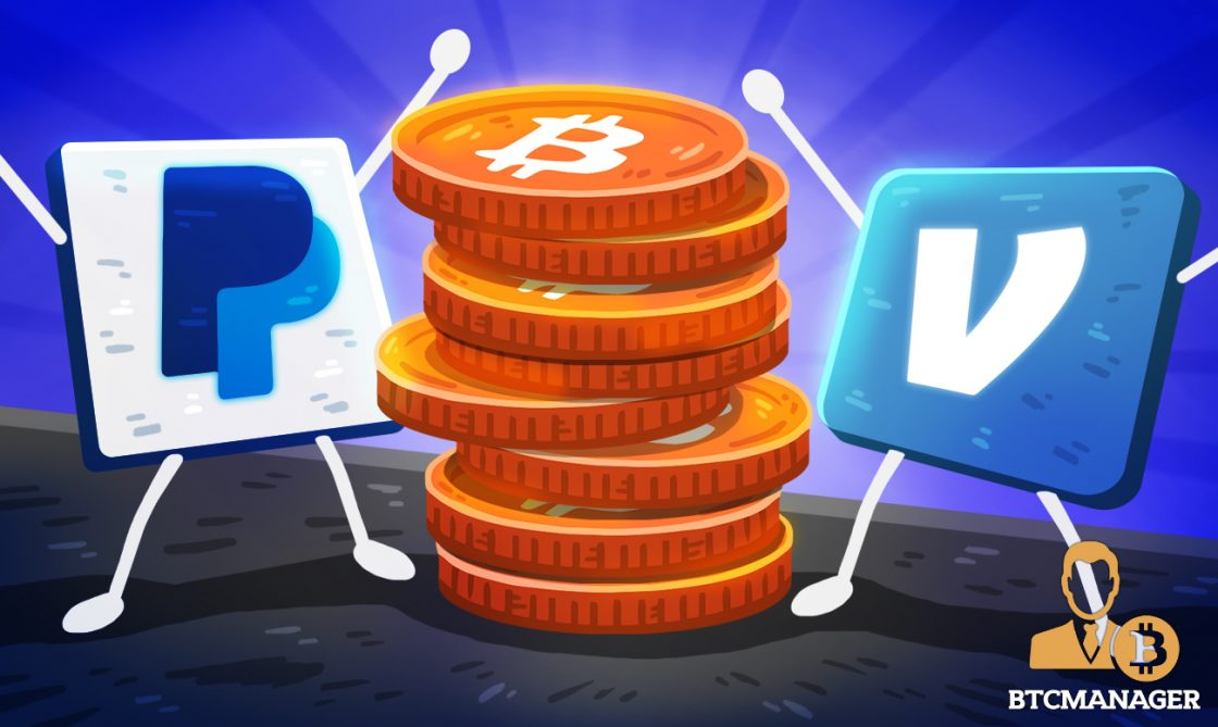 PayPal Venmo to Roll Out Crypto Buying and Selling 1120x669 1 - امکان انجام معاملات ارزهای رمزپایه برای کاربران اپلیکیشن ونمو