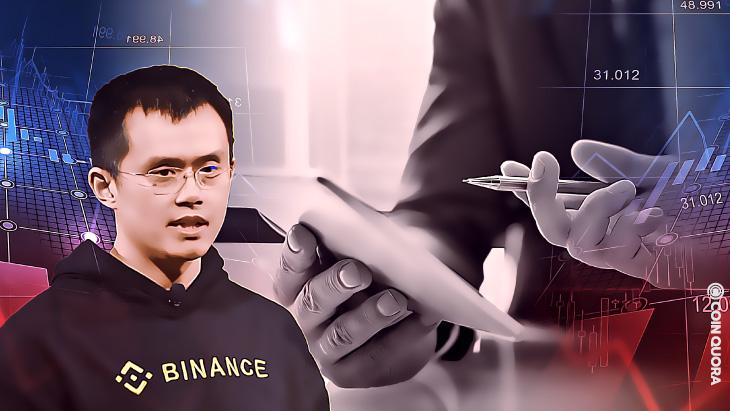 Zhao-Binance