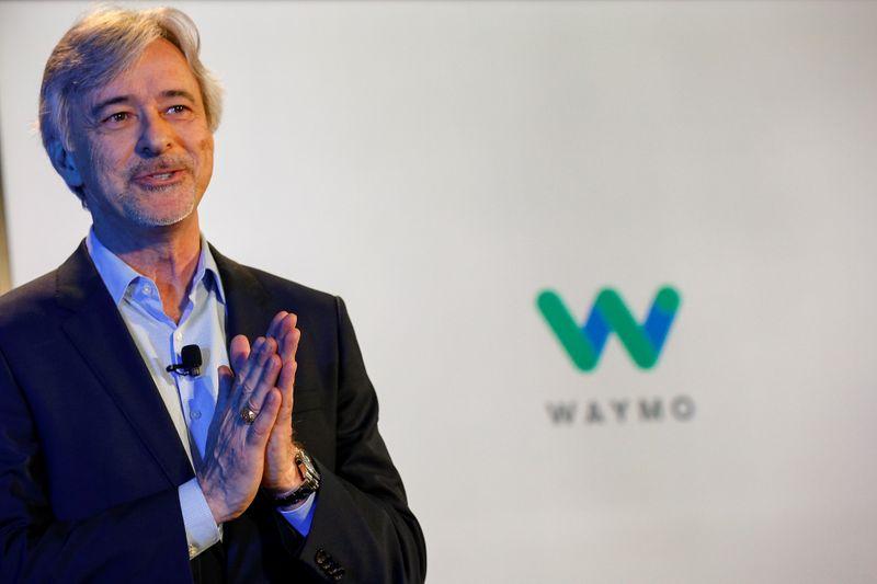 Waymo - مدیر عامل واحد Waymo آلفابت استعفا داد