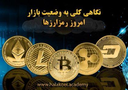 وضعیت بازار 420x294 - آموزش ارز دیجیتال