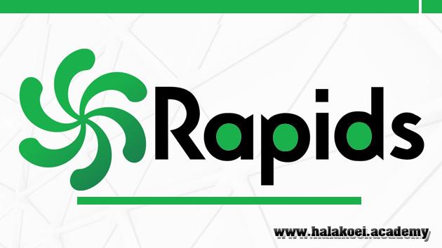 ارز دیجیتال rapids