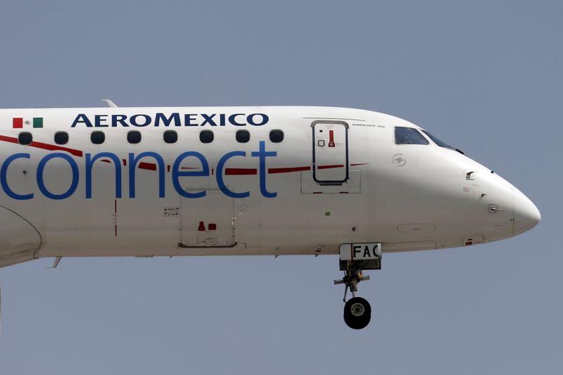 Aeromexico - شرکت هواپیمایی مکزیکی Aeromexico میگوید دادگاه ایالات متحده اجازه افزودن هواپیما را به آن داده است