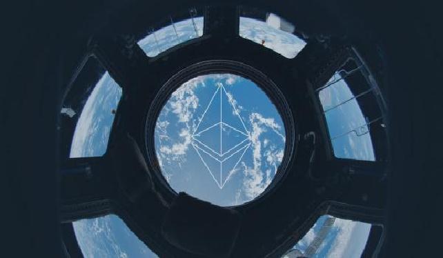 فضا - یک گره اتریوم توسط اسپیس ایکس به ایستگاه فضایی بین المللی ارسال شد