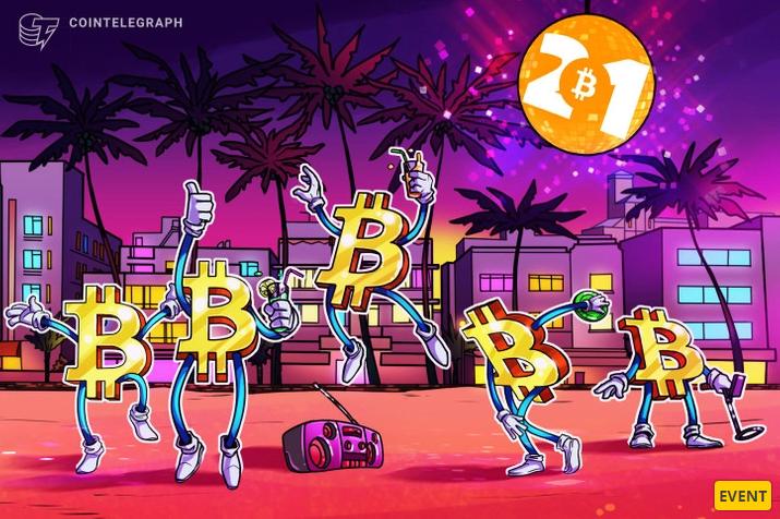 'Largest Bitcoin event - بزرگترین رویداد بیت کوین تاریخ (Bitcoin 2021) امروز در میامی برگزار می شود