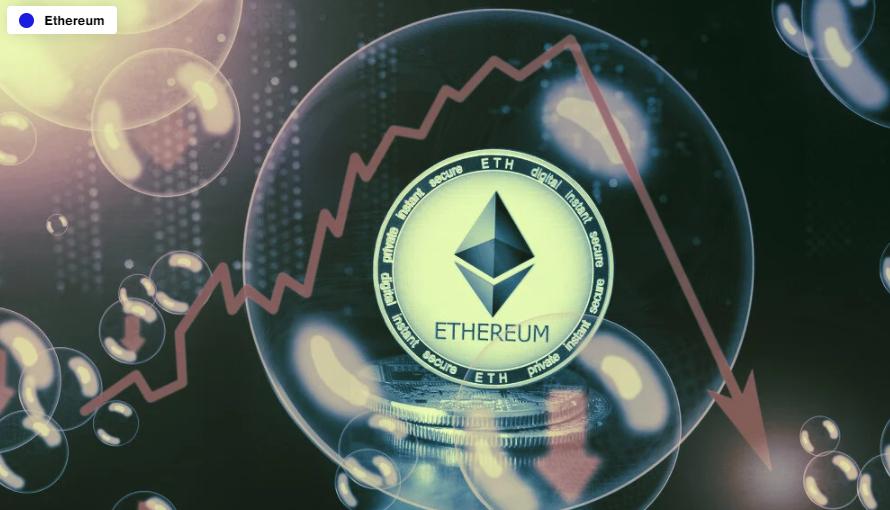 Ethereum - درآمد ماینرها از کارمزد تراکنش های اتریوم به پایین ترین سطح در یک سال اخیر رسیده است