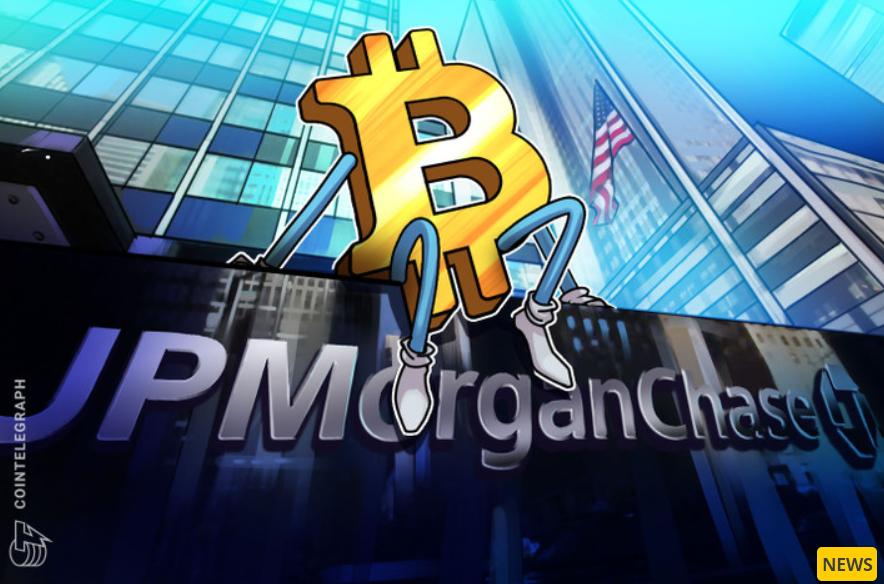 JPMorgan - جی پی مورگان : در تفاوت قیمت اسپات و فیوچرز بیت کوین نشانه ای از بازار خرسی دیده می شود