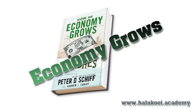 Economy Grows