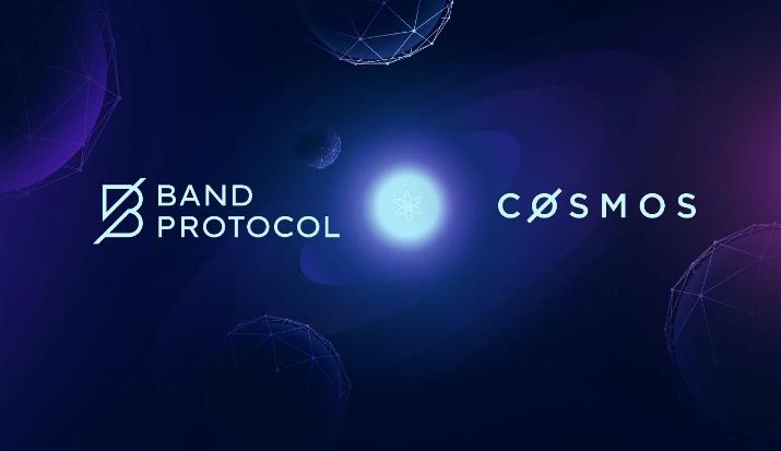 2021 07 22 17 48 28 Cosmos Internet of Blockchains Links Up With DeFi Oracle Band Protocol Decry - اکوسیستم Cosmos با اوراکل Band Protocol ادغام می شود