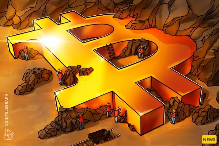 2021 07 29 17 24 34 Bitcoin hash rate rebounds as major miners are coming back online - همزمان با بازگشت ماینر های بزرگ، هش ریت بیت کوین افزایش می یابد