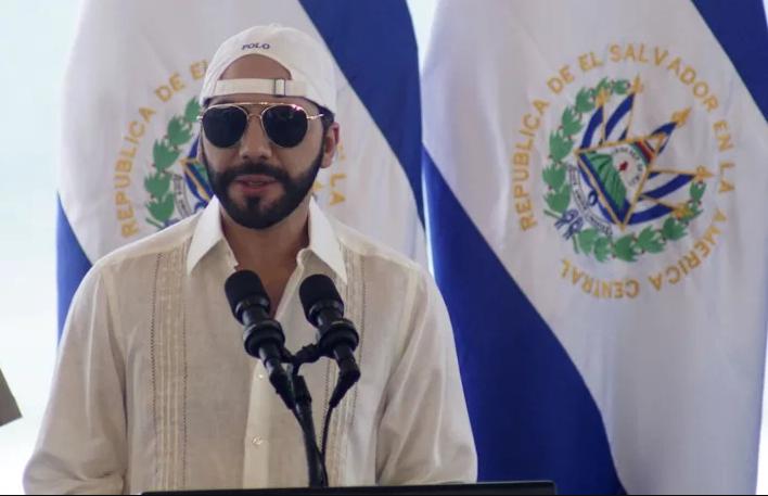 Bukele elsalvador.jpg - کشور السالوادور می خواهد استیبل کوین خود را تولید کند