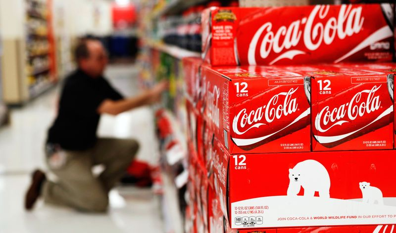 LYNXMPEB190ZJ L - کوکا کولا با الهام از افزایش حجم فروش در سال 2019 (1398) 2.5 درصد رشد کرد