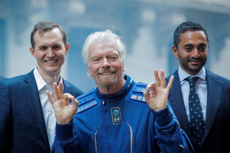 LYNXMPEH6M16I L - مدیر عامل سابق Virgin Galactic به فضا می رود