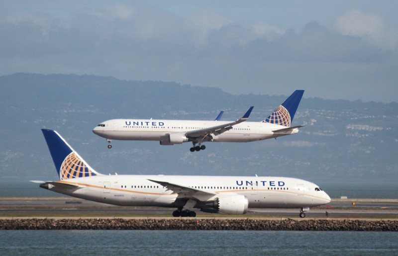 LYNXNPEC9H0RJ L - شرکت هواپیمایی United Air، گزینه سفارش میان وعده قبل از پرواز را به کابین های اقتصادی خود اضافه می کند