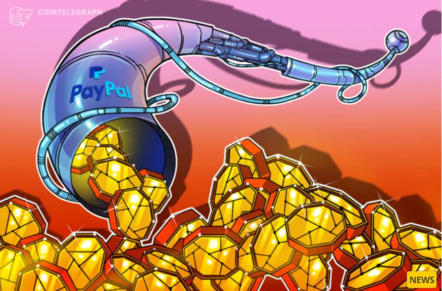 PayPal 1 - پی پال قرار است معاملات رمزنگاری را در انگلستان آغاز کند و ممکن است با دیفای ادغام شود