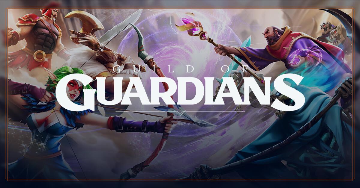 بازی Guild of Guardians