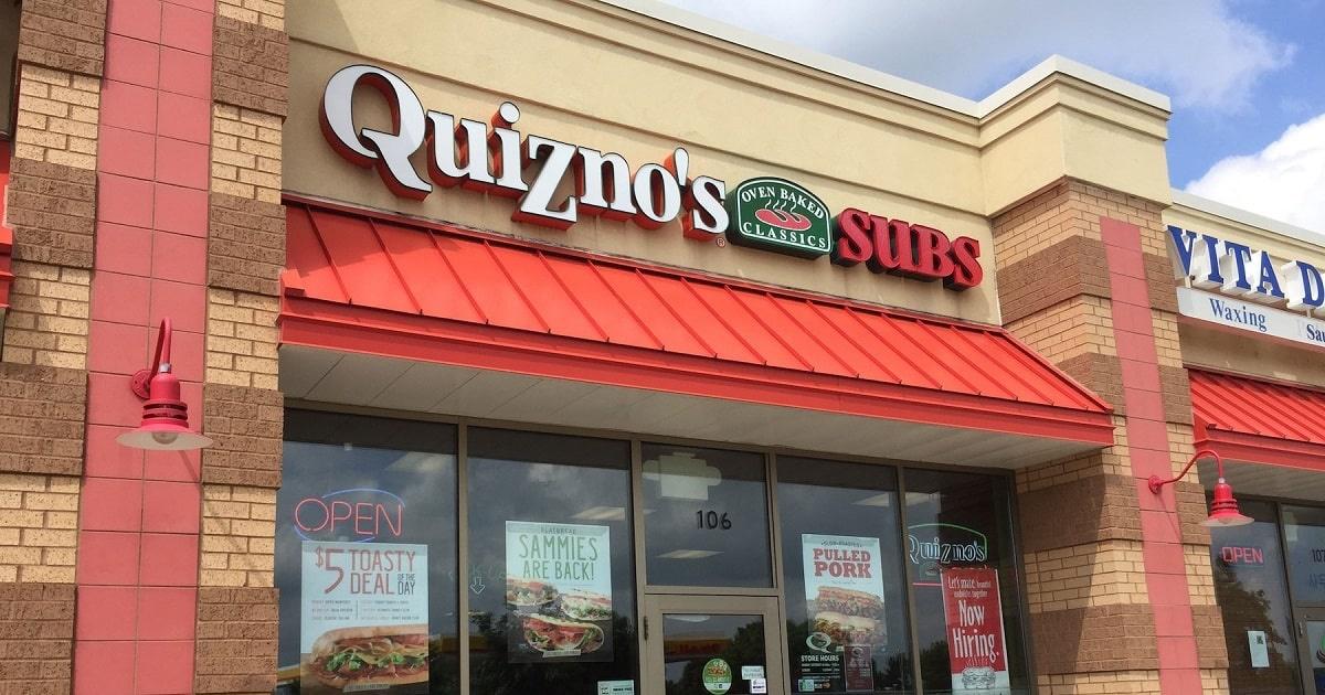 رستوران - طرح آزمایشی پرداخت با بیت کوین در رستوران های زنجیره ای کویزنوس