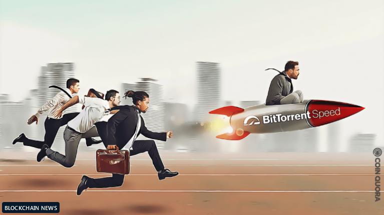 BitTorrent Speed Smashes 260m - ثبت رکورد 260 میلیون آدرس کیف پول در BitTorrent Speed