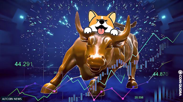 CorgiDoge Stays Ultra Bullish - CorgiDoge با بیش از 483394% رشد، فوق صعودی باقی می ماند