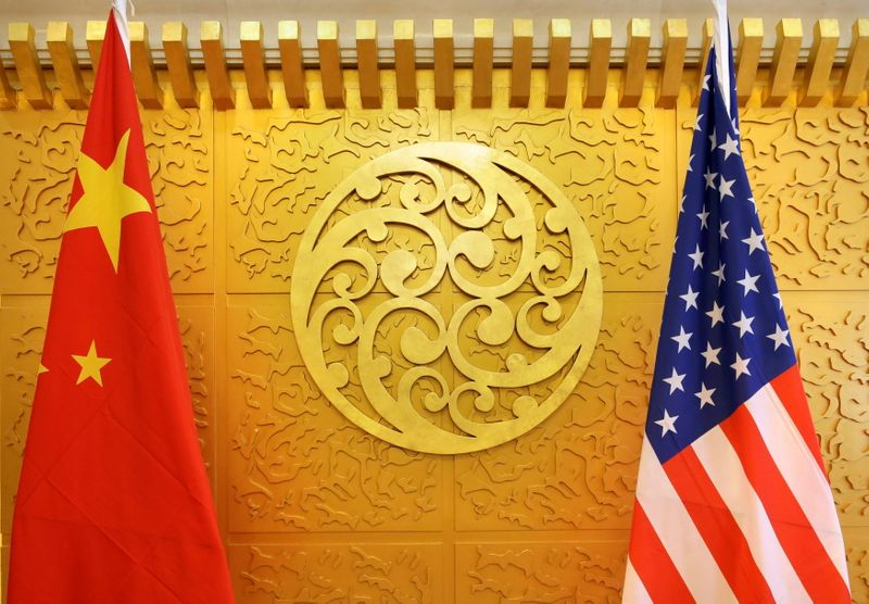 LYNXMPEH7O06A L - گروه وال استریت مذاکرات با چین را برای یافتن زمینه های مشترک احیا می کند