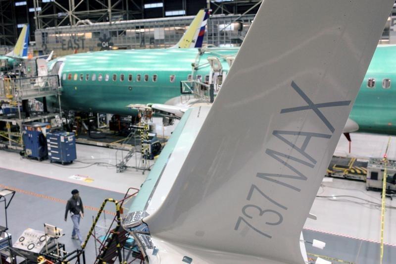 LYNXNPEC0S141 L - شرکت هواپیمایی Aeroflot روسی از قرارداد خود با بوئینگ 737 MAX خارج می شود