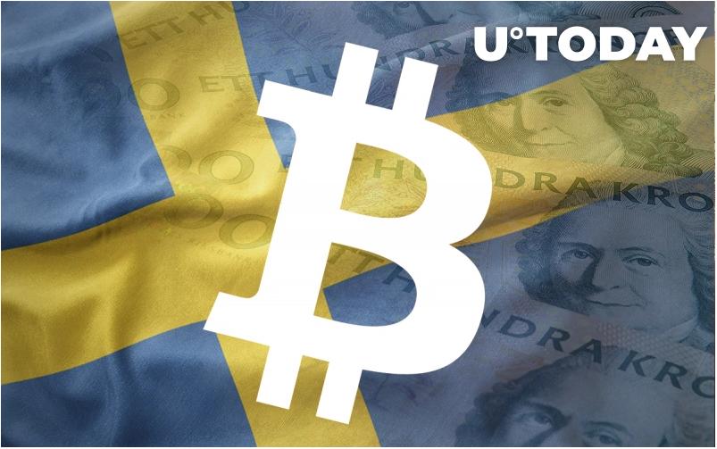 ÷÷ - بانک مرکزی سوئد هشدار داد؛ بیت کوین ممکن است سقوط کند