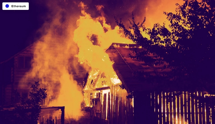2021 09 05 20 03 36 More Than 200000 Ethereum Burned by EIP 1559 Decrypt - تا به حال بیش از 200،000 اتریوم توسط EIP-1559 سوزانده شده است