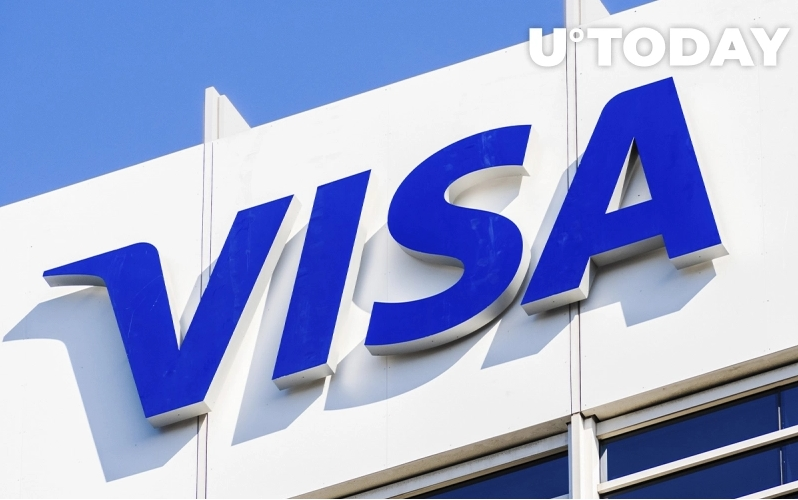 "2021 09 13 16 56 41 Visa  In the Middle  of Crypto CEO Al Kelly Says - آلفرد کلی، مدیرعامل ویزا می گوید که این شرکت ""در ارتباط"" با رمزارزها قرار دارد"