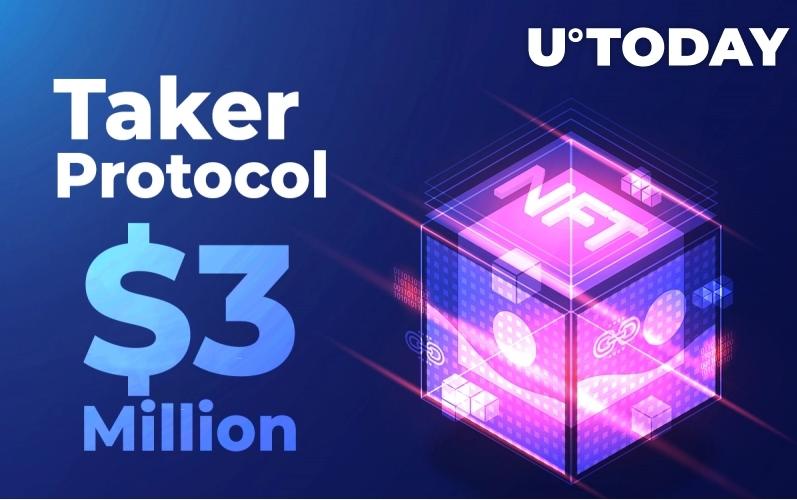 2021 09 20 19 10 14 Taker Protocol Raises 3 Million to Build Completely New NFT Market - پروتکل Taker مبلغ 3 میلیون دلار برای ایجاد یک بازار کاملاً جدید NFT جمع آوری می کند